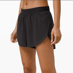 """Lululemon Find Your Pace Short 3"""" Lined"""